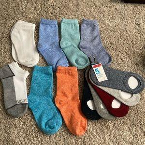 NWT and NWOT Boys' Socks Size 4-6